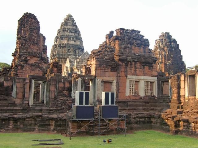 タイで一番美しいクメール遺跡ピマーイ