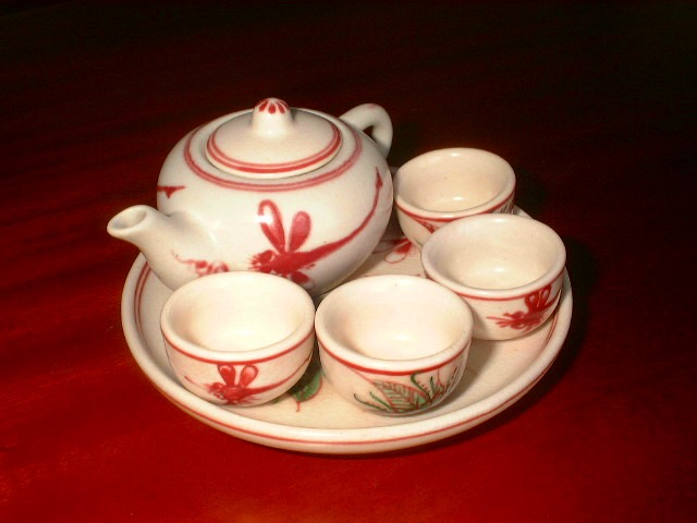 バッチャン陶器