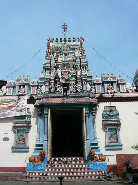 スリ・マリアマン寺院