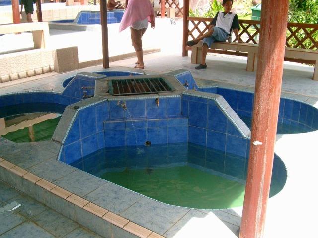 ポーリン温泉