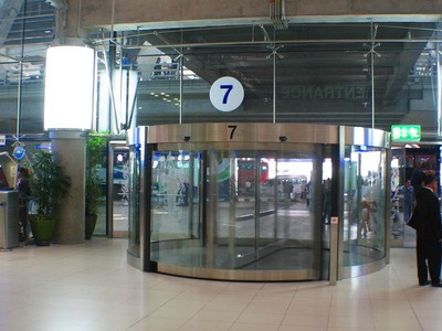 集合場所の7番出口