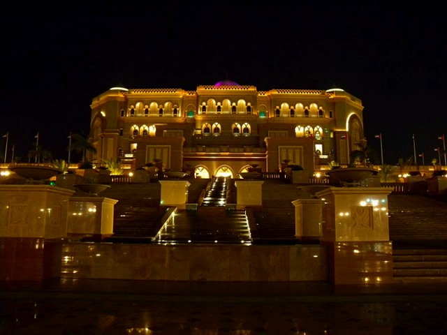最高級ホテル・エミレーツパレスホテル