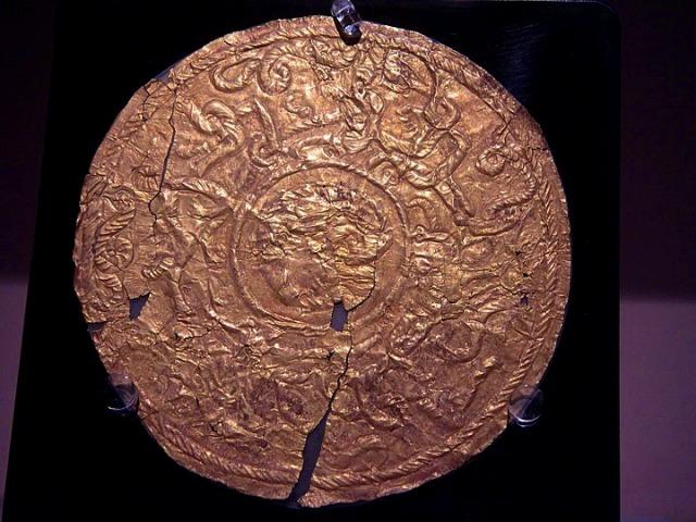 故宮博物院の展示品一例