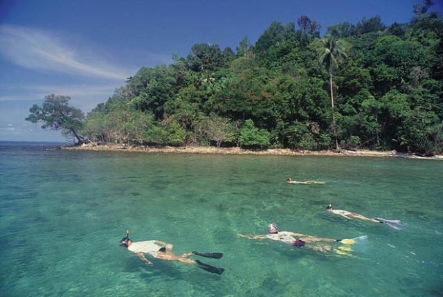 トゥンク・アブドゥル・ラーマン海洋公園