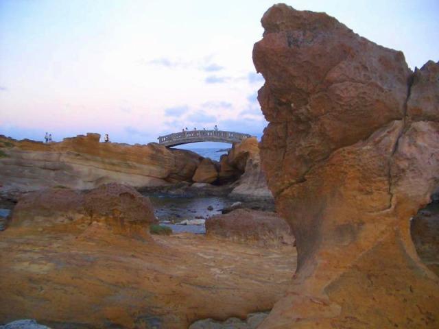 台湾の自然が感じられる海岸自然公園