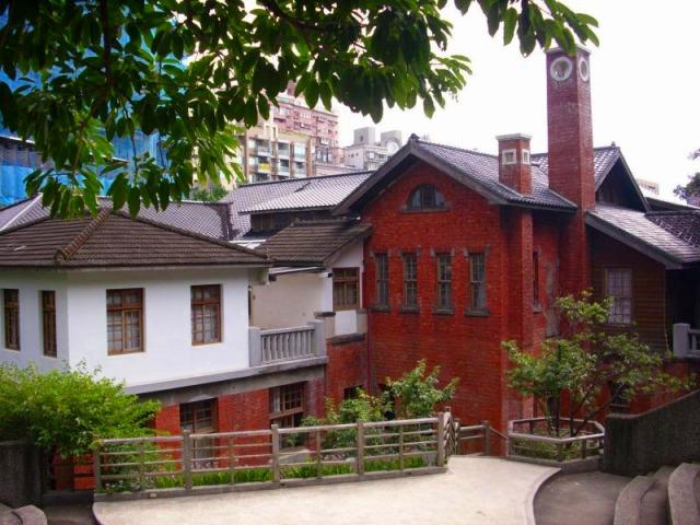 北投の温泉博物館