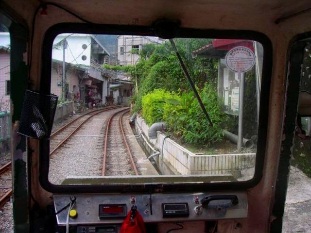 路線電車みたい