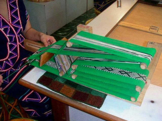 タイヤル族民芸品
