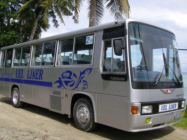 お迎え用バス