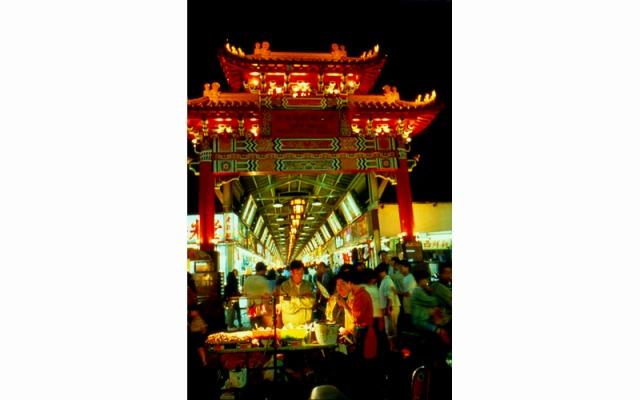 台北 華西街夜市