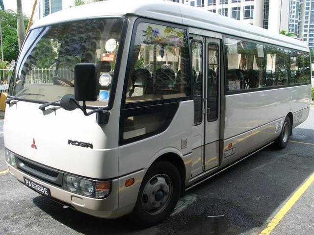 団体の場合はバスをご利用下さい