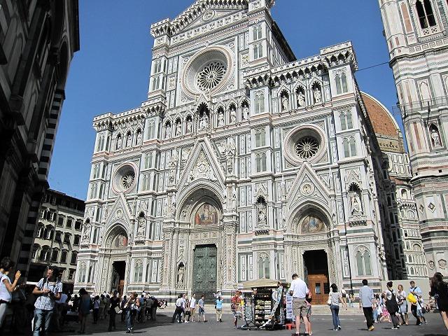フィレンツェ ドゥオモ サンタ・マリア・デル・フィオーレ大聖堂
