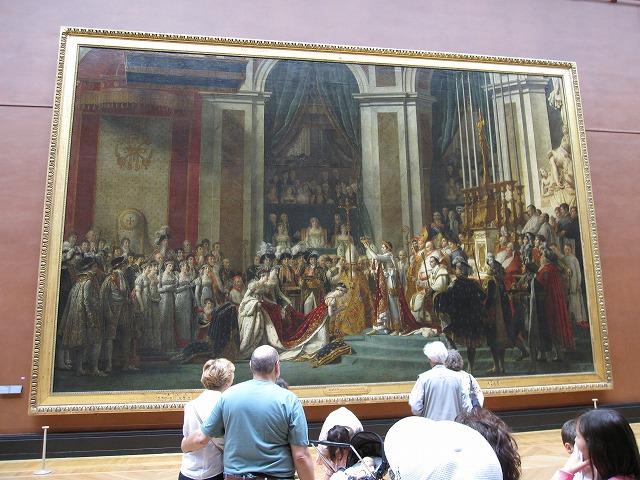[10:34:24] kei3003: ダヴィッドの「ナポレオン1世の戴冠式」