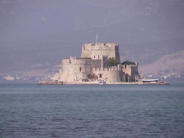 ナフプリオン ブルジ要塞