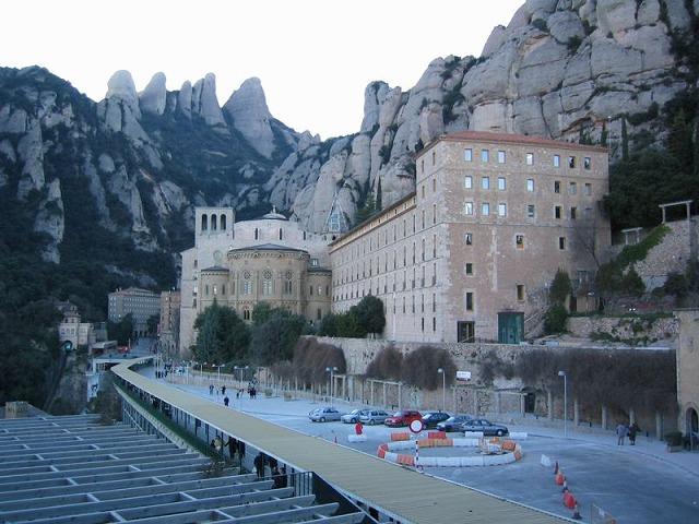 ベネディクト派の修道院