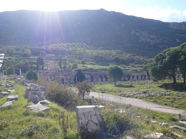 小アジア最大の古代都市遺跡