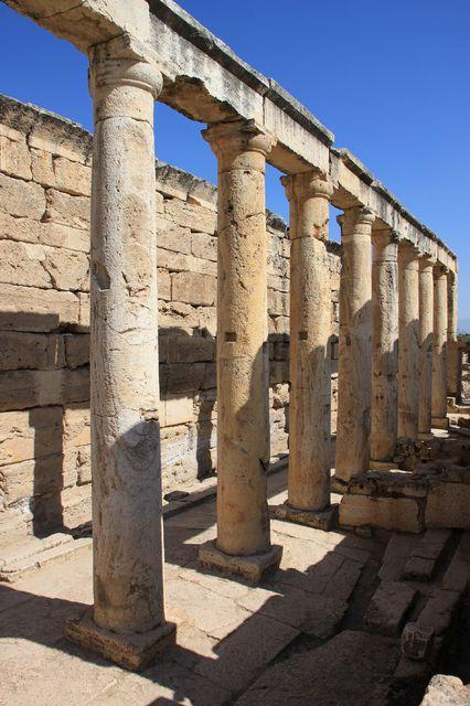 古代ローマ遺跡!ヒエラポリス遺跡