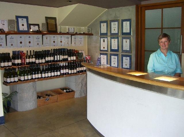 様々の賞を受賞している、ニュージランドワイン