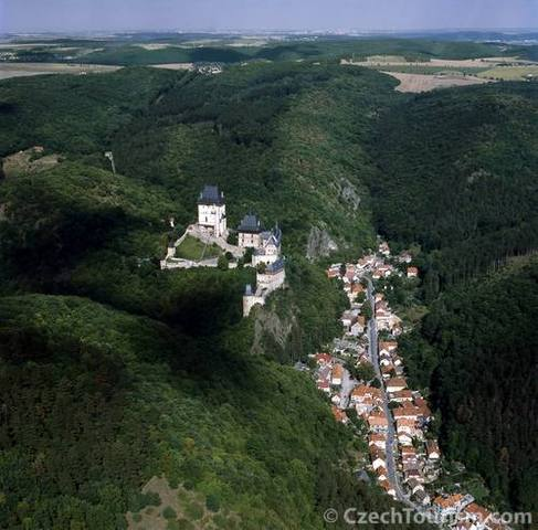 お城と城下町