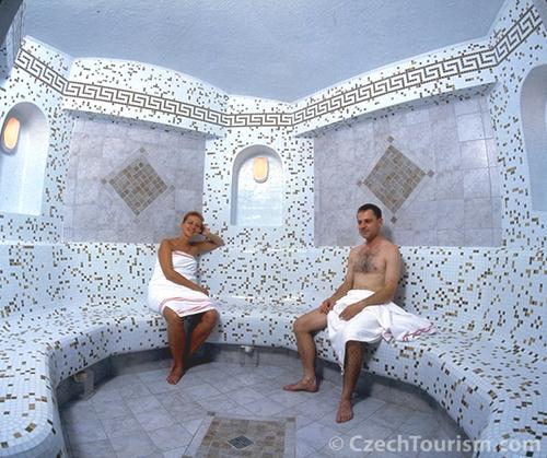 温泉保有地カルロヴィヴァリ