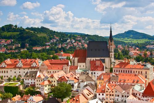 世界一美しい街