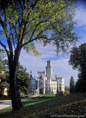 チェコで最も美しい城