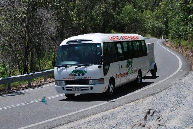 バスで移動も楽々!