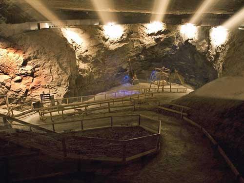 バート・デュルンベルク岩塩坑