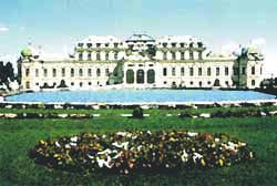 ベルベデーレ宮殿