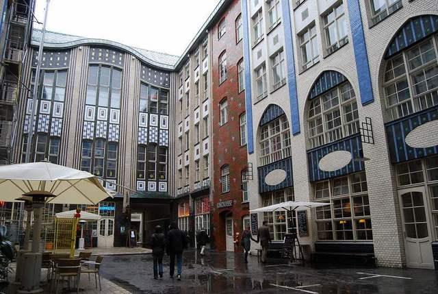 ハッケシャーホーフ(Copyright (C) 2011MIKI Reisen GmbH All Rights Reserved)
