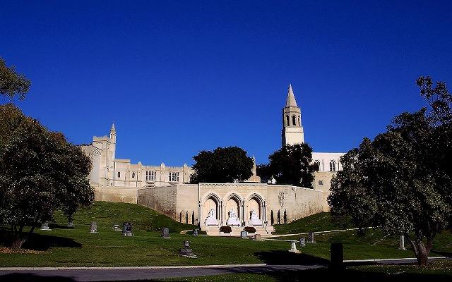 フォレストローン墓地