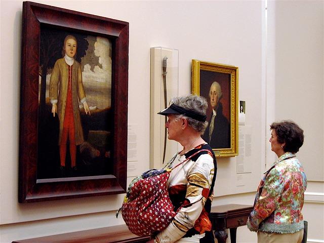 美術品のコレクション