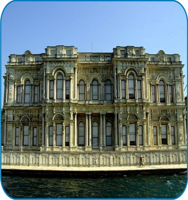 ベイレルベイ宮殿(下船)