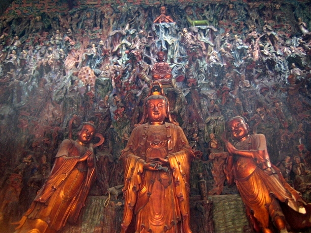 彗理が建立した中国禅宗10刹の1つ「霊隠寺」