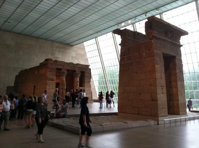 【メトロポリタン美術館】エジプト展示