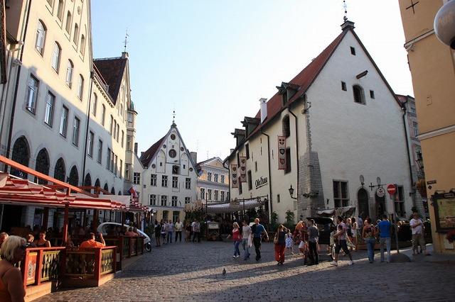 旧市街 中心地区