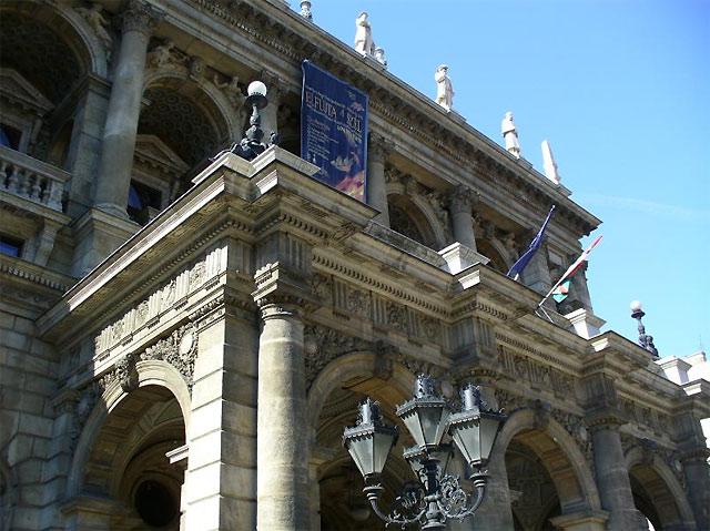 ブダペスト国立歌劇場