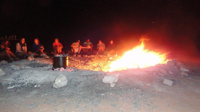 キャンプならではの楽しみ