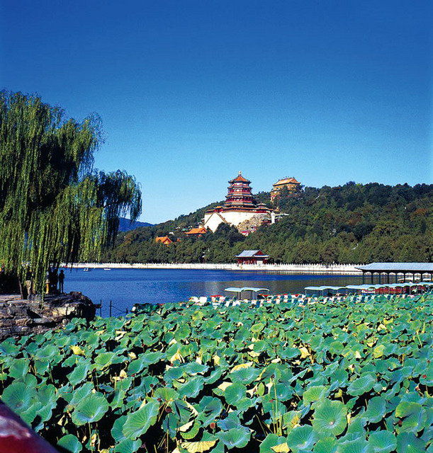 中国で最も美しく、最も有名な古典庭園