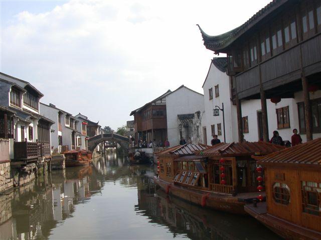 美しい水の都・蘇州