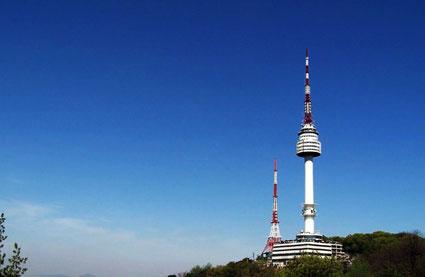 南山Nソウルタワー展望台