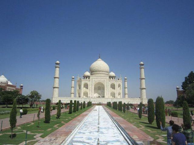 インドに来たならかならず訪れておきたい!