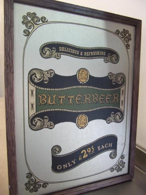 BUTTERE BEER!!