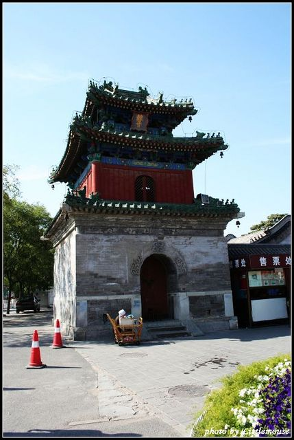 華北エリアで最大級の道教寺院・東岳廟