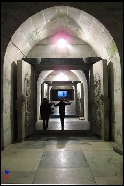 第11代・光緒帝「崇陵」地下宮殿