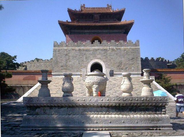 清東陵・康熙帝の景陵