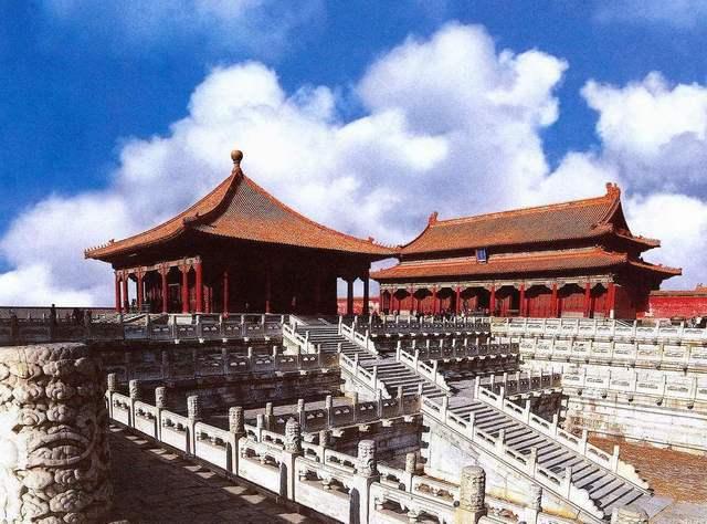 世界遺産・故宮の美しい宮廷建築
