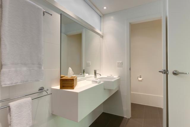 パームバンガローのバスルーム