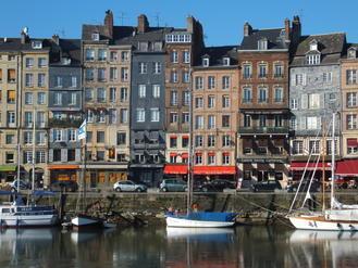 美しいヨーロッパの町並み