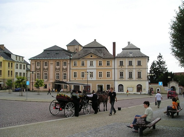 クトナーホラ広場